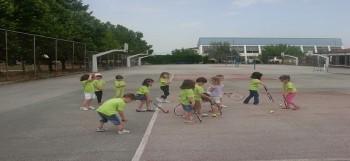 Η γιορτή της Ακαδημίας Τένις του ΤΕΙ Θεσσαλίας