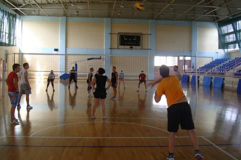Πρωτάθλημα Πετοσφαίρισης (Βόλεϊ)