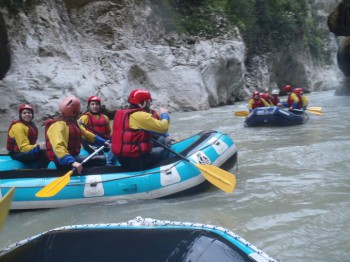 Rafting στο Άραχθο