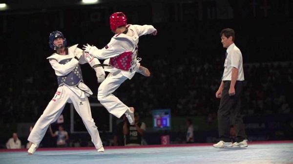 Μάθημα Τaekwondo ITF (Αυτοάμυνα)