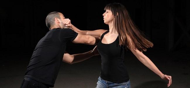 kick boxing (Αυτοάμυνα)