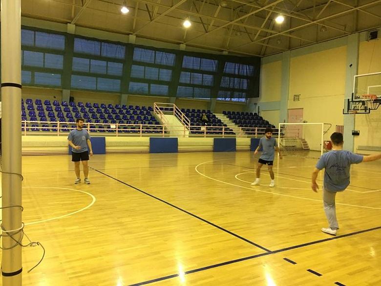 Πρωτάθλημα Ποδοβόλεϊ (Sepak Takraw)