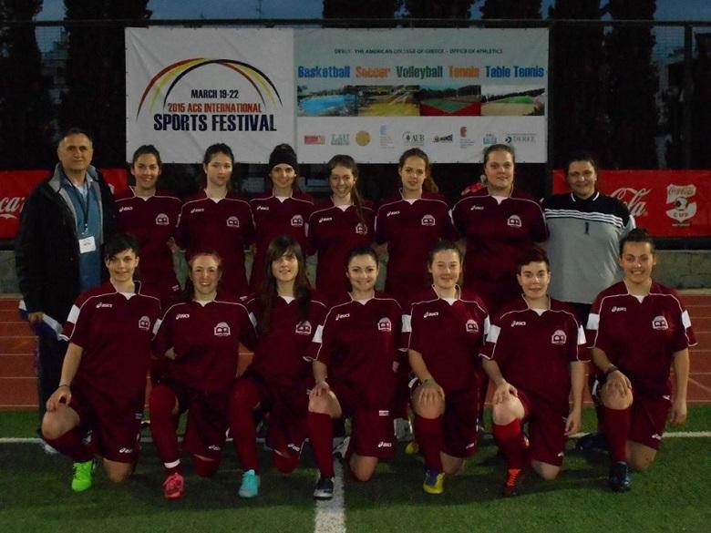 Τουρνουά Ποδοσφαίρου 5Χ5 Γυναικών