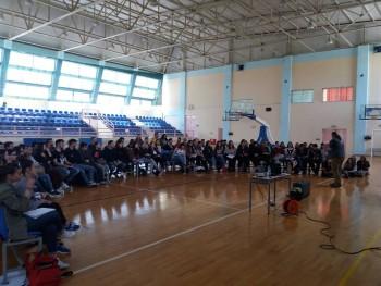 Σεμινάριο Πρώτων Βοηθειών στο ΤΕΙ Θεσσαλίας [photos]