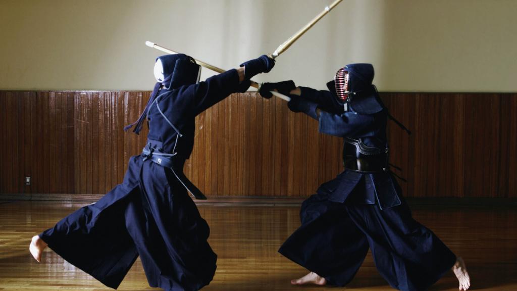 Μαθήματα (Kendo) ιαπωνική ξιφασκία